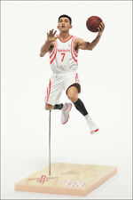 NBA Series 21 JEREMY LIN Houston Rockets Point Guard McFarlene Toys Basket New