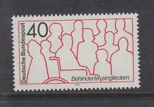 WEST GERMANY MNH STAMP DEUTSCHE BUNDESPOST 1974 DISABLED PERSON   SG 1695