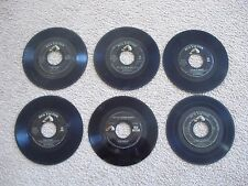 Elvis Presley 45RPM Collection of Six