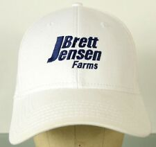 Brett Jensen Farms Idaho Falls Potatoes embroidered Baseball Cap Hat Adjustable