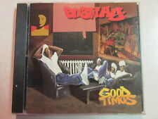 SUBWAY GOOD TIMES 1994 CD HAND AUTOGRAPHED BY ENTIRE BAND R&B RAP MIDWEST RAP