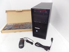 Lenovo ThinkStation P310 Xeon E3-1245 8GB 256GB Gfx P530 W10P Desktop 30AT000GUS