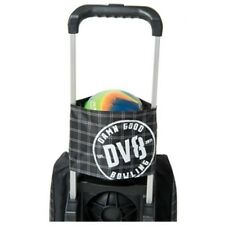 DV8 Joey Black Single Ball Bowling Bag