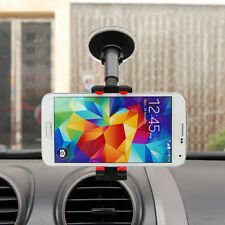 Car Windshield Mount Holder Bracket for Samsung Galaxy S2 S3 S4 Mini S5 Note 2 3