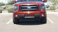 2009-2014  Ford F-150 F150 black with sunset mesh Lower Bumper Grille ecoboost