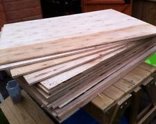 1200 X 1000 PLYWOOD SHEETS 9MM (USED/RECLAIMED)