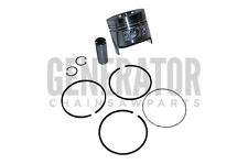 Piston Kit Ring Parts For Yanmar L100 & Chinese 186 186F Engine Motor Diesel