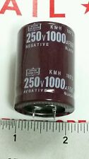 KMX  Electrolytic Capacitor 1000 uF, 250V  , 105C Great deal !!! Shiped from USA
