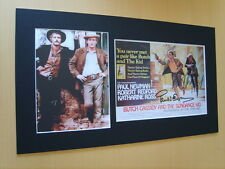 Butch Cassidy and The Sundance Kid Genuine Autographs - UACC / AFTAL.