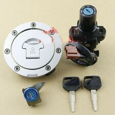 Ignition Switch Gas Cap Seat Key Lock Set for Honda CBR600RR 07-14 CB1000R 09-14
