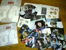 exo  exo k d.o Baekhyun photobook photo book dvd Heart beats white2do