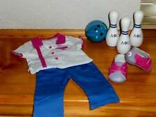 American Girl ~ Bowling Outfit, Shoes, Pins & Ball