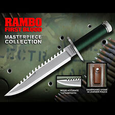 Hollywood Collectibles HCG Rambo First Blood Standard Standard Ed. Knife Sealed