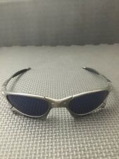 Oakley X-Metal Penny Titanium/Ice Iridium Sunglasses RARE DISPLAY