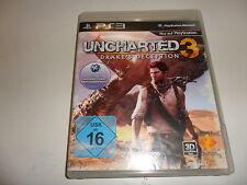 PlayStation 3 Uncharted 3: Drake 's decepción