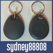 2 x T5577 125KHz LOW FREQUENCY RFID ID KEY TAG FOB READ WRITE T5567 T5557 T55x7