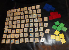 Vintage 1971 Scrabble RPM Rotating Tile Board Game EX Complete Selchow & Righter
