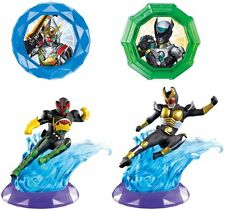 NEW Kamen Rider Summonride SR04 ooo Agito figure chip set PS3 Wii U masked Japan