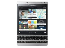 New Imported BlackBerry Passport 32GB Smartphone - Silver color