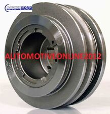 POWERBOND OEM HARMONIC BALANCER 1998 ON FORD COURIER 2.5L DIESEL TURBO WLAT