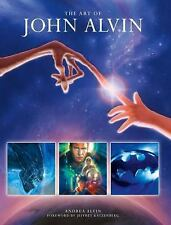 The Art of John Alvin by Andrea Alvin and John Alvin (2014, Hardcover)