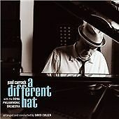 Paul Carrack - A Different Hat (2016)  CD+DVD  NEW/SEALED  SPEEDYPOST