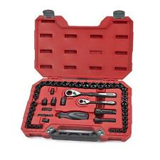 NEW Craftsman 58 pc Universal Max Axess Mechanics Tool Set with Case