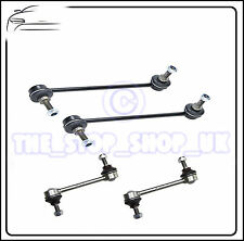 Mazda 323 C 94-98 Front & Rear Anti Roll Bar Drop Link Rods Bars