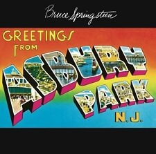 BRUCE SPRINGSTEEN - GREETINGS FROM ASBURY PARK,N.J.  CD NEU