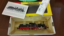 FLEISCHMANN HO 4115 STEAM LOCOMOTIVE DR BR 89 6225 OVP VERY GOOD VINTAGE