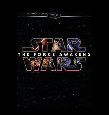 Star Wars: The Force Awakens (Blu-ray/DVD, 2016, 3-Disc Set)