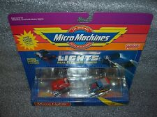 MICRO LIGHTS #15       Micro Machines Set - LM002 / Hilux   New/Sealed