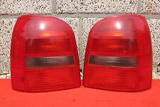 US Audi B5 A4 Avant Heckleuchten USA Rücklichter SML rote SML rote Blinker Quatt
