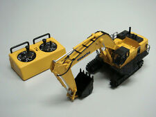 Kyosho 1/50 RC 66002-HG Ver. Hydraulic Excavator Komatsu PC1250-8 Machinery