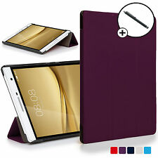 Purple Folding Smart Case Cover Huawei MediaPad T2 7.0 Pro / M2 7.0 Stylus