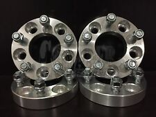 "4pcs 1.5'' Wheel Spacers 5x5.5/5x139.7 1/2""x20 Dodge Ram1500  Ford E150 F150"