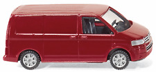 Wiking VW Volkswagen Mini Van T5 GP N scale 92701 Red Burgandy