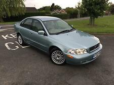 Volvo S40 1.9D ( 115bhp ) 2002/52 SE ☆ LOW MILEAGE ☆ 2 FORMER KEEPERS ☆