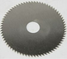 5 HSS Slotting Saw Blade Cutters 0.2 - 0.6mm for Lathe