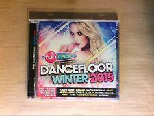 BOITIER 2 CD / FUN RADIO / DANCEFLOOR WINTER 2015 / NEUF SOUS CELLO