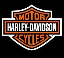 HARLEY DAVIDSON BAR SHIELD STICKER DECAL DC302453 AUTO WINDOW BUMPER MEDIUM