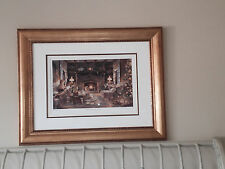 "Trisha Romance Limited Edition Print of ""CHRISTMAS AT THE COTTAGE"""