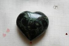 Peaceful Kambaba Jasper Palm Heart