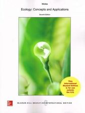 INTERNATIONAL EDITION--Ecology: Concepts and Applications 7E by Manuel C. Molles