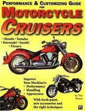 Motorcycle Cruiser Performance and Customizing Guide-ExLibrary