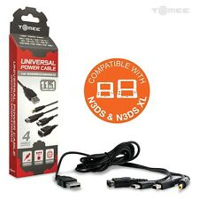 Universal Charging Cable: Nintendo GBA SP, DS, DS Lite, DSi, 3DS XL & Sony PSP