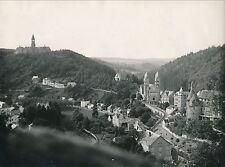 LUXEMBOURG c. 1935 - Vue sur la ville Clairvaux Div 4376
