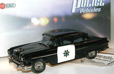 BROOKLIN MODELS IPV 27, 1956 Pontiac Chieftain California Highway Patrol 1/43