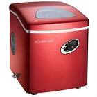 New IP210RED EdgeStar Red Countertop Portable Ice Maker