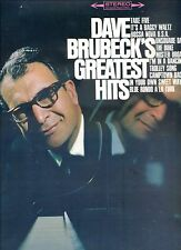 DAVE BRUBECK'S greatest hits HOLLAND 1967 EX LP